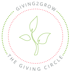 giving2grow circle logo